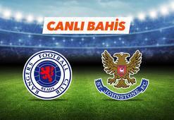 Rangers - St. Johnstone maçı MBS2 ve Canlı Bahis seçenekleriyle Misli.com'da