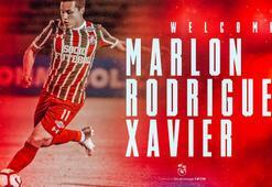 Trabzonspor, Marlon transferini videoyla açıkladı...
