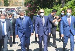 Bilal Erdoğan, Şeyh Edebali Türbesini ziyaret etti, tarihi camide namaz kıldı