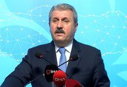 Mustafa Destici: Amanos Dağları ve çevresinden devleti, milleti tehdit edemeyecekler