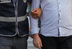Edirnede FETÖ şüphelisi eski akademisyen tutuklandı
