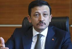 AK Partili Hamza Dağdan go-kart pisti açıklaması