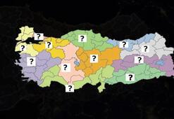 Son dakika: Sağlık Bakanlığı bölge bölge yayınladı Corona virüs haritasındaki -80 detayı...