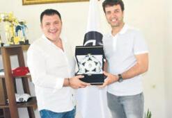 Manisa FK'dan Arslan'a veda