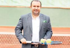 'Bu tesis tenisimize ivme katar'