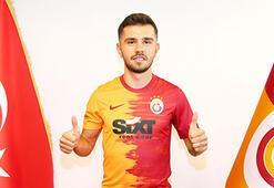 Son dakika haberler - Galatasaray, Emre Kılınçı resmen açıkladı