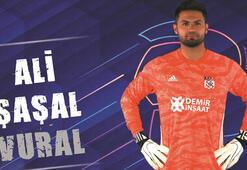 Sivasspor, kaleci Ali Şaşal Vural ile yeniden anlaştı