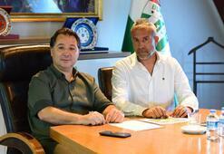 Bursasporun yeni sportif direktörü Mustafa Göndenden açıklama