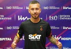 Galatasaray Futbol Takımında sağlık kontrolleri başladı