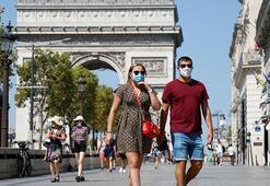 Fransada korkutan corona virüs alarmı 28 Nisandan bu yana...