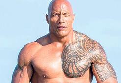 En çok kazanan aktör: The Rock