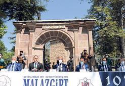 Malazgirt kutlamaları Söğüt'te tanıtıldı