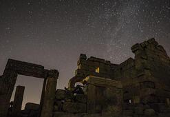Türkiyenin dört bir yanından perseid meteor yağmuru görüntüleri