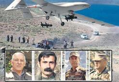 Son dakika SİHA'lardan PKK'ya nokta operasyon