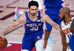 NBAde Furkan Korkmazın 21 sayısı Philadelphia 76ersa yetmedi