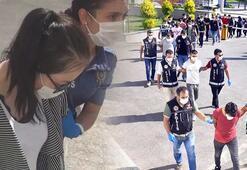 Karamanda hemşirelik öğrencisi genç kız, çeteye sahte reçete düzenliyormuş
