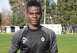 Menemenspor, İbrahim Alhassan Adamuyu transfer etti