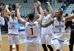 Beşiktaş Sompo Sigorta, FIBA Avrupa Kupasında mücadele edecek