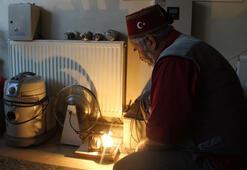 Elektrikli araçlar için kendi şarjını doldurabilen sistem geliştirdi