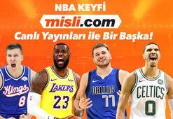Misli.comda NBA keyfi bir başka TEK MAÇlar, CANLI YAYINlar...