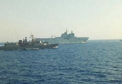 Fransa ve Yunanistandan provokasyon Türkiye anbean izliyor
