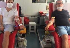 Geliboluda Kızılaya 160 ünite kan bağışı yapıldı