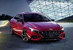 Hyundai Elentra N-LİNE sportif sedan modeli tanıtıldı