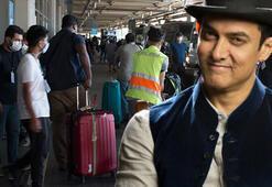 Dünyaca ünlü yıldız Aamir Khan yeni filmi için İstanbulda