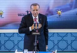 Cumhurbaşkanı Erdoğan, 19. kuruluş yıl dönümünde AK Parti'ye özel şiir okudu