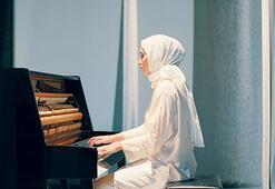 'Piyano çalmak benim için doğal bir etkinlik'