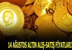 Altın fiyatları 14 Ağustos canlı takip ekranı: Bugün ONS, gram, çeyrek, yarım ve tam altın fiyatları ne kadar, son dakika kaç TL