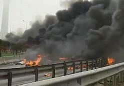 İstanbul Beylikdüzünde 2017de yaşanan helikopter kazasının raporu tamamlandı