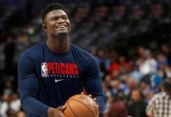 NBAin yeni yıldızı Zion Williamson, LeBron Jamesin tahtına aday