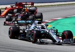 Formula 1de heyecan İspanyada devam edecek