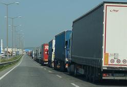 Tır şoförleri Randevulu Sanal Sıra Sistemi uygulamasından memnun
