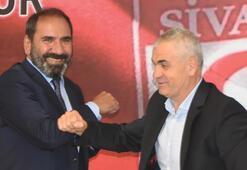 Sivasspor, Rıza Çalımbay ile sözleşme yeniledi Başkan transferi açıkladı...