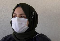 Alibeyköyde saldırıya uğrayan kadın yaşadığı korku dolu anları böyle anlattı