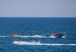 Antalyada hava sıcaklığı 40 dereceye ulaştı