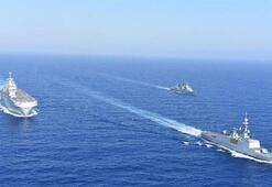Alman hükümeti: Fransanın Doğu Akdenizdeki adımını not ettik
