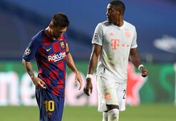 Bayern Münihten Barcelonaya tarihi hezimet Utanıyorum
