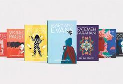 25 kadın yazar ismine kavuşuyor
