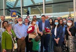 Türkiyenin New York Başkonsolosluğuna atanan Reyhan Özgür görev yerine ulaştı