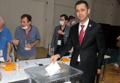 Balıkesirsporun yeni başkanı Ümit Arslan oldu