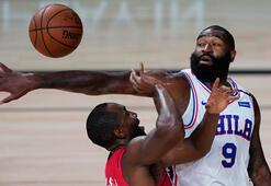 NBAde Philadelphia 76erstan Houston Rocketsa 38 sayı fark