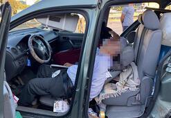 İşçi servisi ile hafif ticari araç çarpıştı: 1 ölü, 2 yaralı