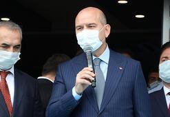 İçişleri Bakanı Süleyman Soylu, Trabzonda özel hastane açılışına katıldı