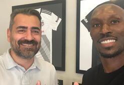 Son dakika - Atiba, Beşiktaş ile sözleşmesini 1 yıl uzattığını açıkladı