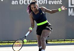 Serena Williams çeyrek finalde elendi