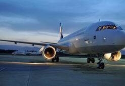 Antalyaya bir günde 190 uçak inip kalktı