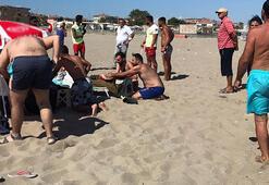 Plajda karşılaştı 3 kişiyi bıçakladı